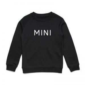 Coda Design Studio - Personalised Clothing for the Whole Family - Kids Jumper Black Mini